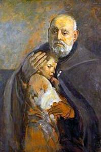 Św.-Brat-Albert-mal.-LeonWyczółkowski-1901-1902