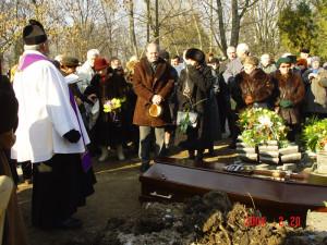 Cmentarz - modlitwa