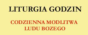 LITURGIA GODZIN
