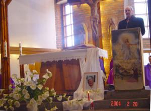 Msza św 1 - pożegnanie Antoni Macierewicz