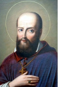 św. franciszek Salezy 2