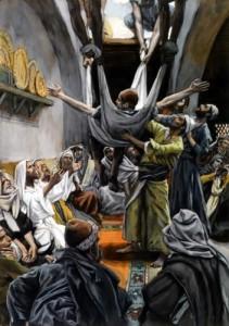 Jezus uzdrowienie paralityka