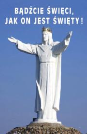 Bądźcie święci, jak On jest święty! - plakat