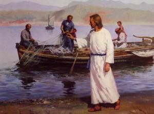 JEZUS powołanie Apostołów