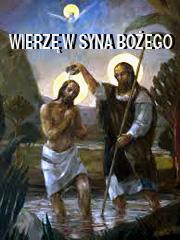 Jan Chrzciciel i chrzest Jezusa