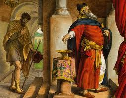 Faryzeusz i celnik