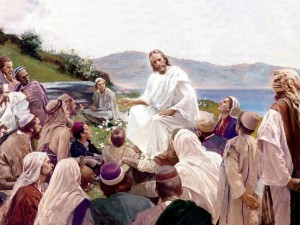 Jezus naucza