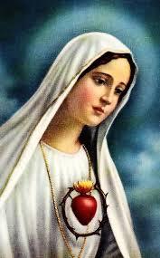 Maryja z Sercem