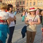 Parafianki, które będą duchowo uczestniczyć w Pielgrzymce wspierając nas modlitwą