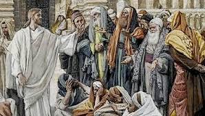 Jezus i faryzeusze
