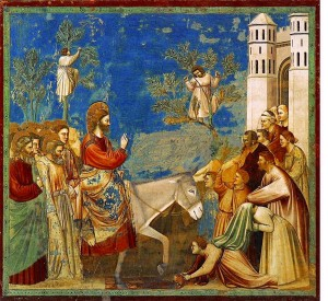 Scenes from the Life of Christ: 10. Entry into Jerusalem