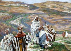 Jezus i apostołowie 3