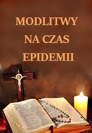 Modlitwy o zatrzymanie epidemii